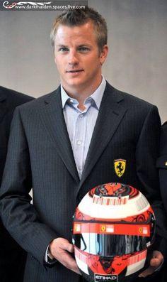 Kimi Raikkonen Ferrari Era