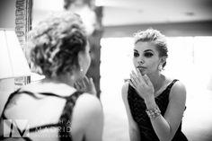 Glam  Hair: Willow Davines Make Up: Jackie Jozwiak Photography: Trisha Madrid