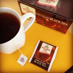 Pure #BlackTea - the darkest flavor..  http://steuartstea.com.au?utm_content=buffer9d08a&utm_medium=social&utm_source=pinterest.com&utm_campaign=buffer  #t #tea #tealove #tealife #HerbalTea #SteuartsTea #hot