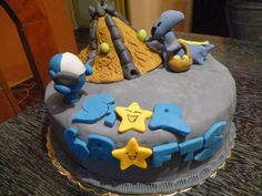 The Carbot Animations StarCrafts Inspired Cake