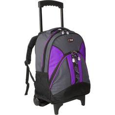CalPak Grand Stand Rolling Backpack - Purple CalPak. $22.49. Save 72%!