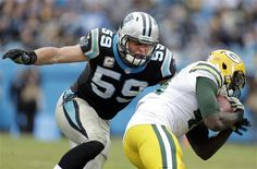 Panthers' Kuechly would love another chance to work on...: Panthers' Kuechly would love another chance to work on touchdown… #LukeKuechly