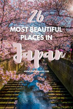 26 Most beautiful places in Japan - Travel interests Japan Travel Guide, Asia Travel, Mexico Travel, Wanderlust Travel, Go To Japan, Japan Japan, Japan Sakura, Japan Trip, Japan Travel Photography