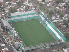 """Estadio Florencio Sola del C.A.Banfield - """"El Taladro"""""""