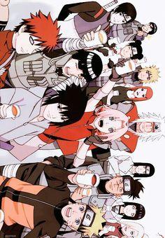 Naruto fam