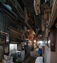 夜散歩のススメ「キムチ横丁」東京都台東区