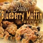 5 Delicious Paleo Blueberry Muffins Recipes