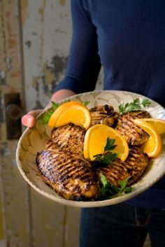 Isabel's Island Chicken Marinade by healthseasonalrecipes: Magic. It is good with pork loin or tenderloin, flank steak, chicken thighs and breast, scallops and even shrimp. #Marinade
