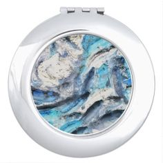 Koi Inverted compact mirror Travel Mirrors