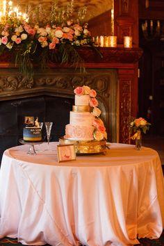 Bride & Groom cakes!  Photo by: Adam Padgett Weddings.   #ptopofthebluegrass #ptopweddings2016 #weddingcake #weddingflowers #weddingdesserts #weddingdecor #weddingreception #weddingceremony #weddingvenues #weddingplanner