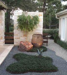 40 Philosophic Zen Garden Designs - Century plant
