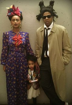 Beyonc�, Blue Ivy and Jay Z's Second Halloween Costumes Are Just as Good as Their First?See the Pics!