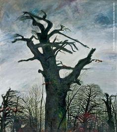 Tall tree Utility Pole, Moose Art, Illustration, Painting, Animals, Artists, Image, Animales, Animaux