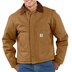Duck Traditional Jacket - The Brown Duck