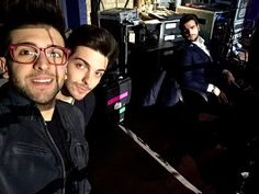 IL VOLO 18 12 2016 SINGS SOMEBODY TO LOVE