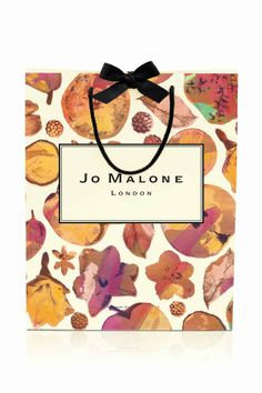 Jo Malone London X Calm & Collected #BeautyProject @Selfridges.com.com. -This design is just beautiful. Must pin it all.