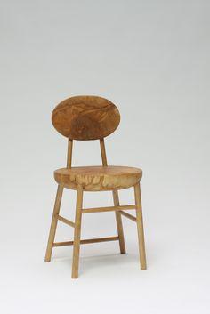 Chair. Scandinavian furniture. Design: Anne Brandhøj