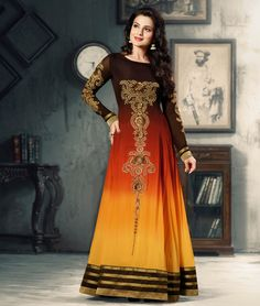 Shoppers99 offers you the Exclusive collection of #BollywoodAnarkaliSuits online at best discount prices. Visit Us:- http://goo.gl/6jgC14