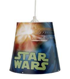 Star Wars lampe, selvlysende - Star Wars pendellampe 513795 Shop - Eurotoys - Legetøj online