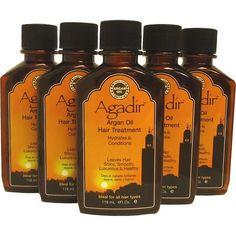 Agadir Argan Oil Hair Treatment 5pcs X 4oz ' Big Sale ' -- Want to know more, click on the image. #hairclip