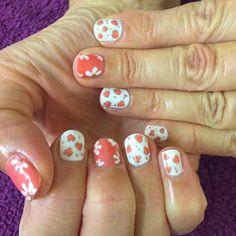 Leopard print & flowers #nails #love #cute #space #nailart #art #design #gel #gellux #gelnails #gelluxnails #manicure #pedicure #nailtechnician #dorset #ombre #glitter #polkadots #ombrenails #gelhands #geltoes #creative #stylish #elegant #french #frenchmanicure #leopard #leopardprint #flowers