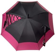 Fuchsia umbrella
