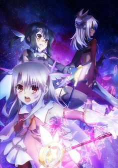 Fate/Kaleid Liner Prisma Illya 2wei! Anime