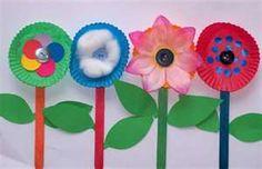 preschool flower craft   # Pin++ for Pinterest #