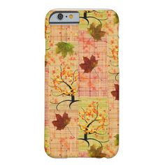 Fall I phone 6 case