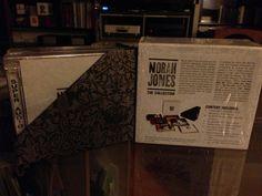 The beautiful Norah Jones audiophile SACD limited edition boxset by Analogue Production