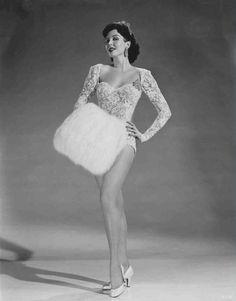 Ann Miller ~! dancer/actress 1940s