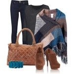 Fall Fashion Trends | Yellow, Blue, and Charcoal | Fashionista Trends