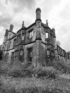Abandoned Scotland