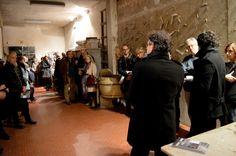 Finissage of #JonathanMonk #claymation 5.12.2015 h 19 at #MuseoCarloZauli #ResidenzaDArtista #Faenza #vase #MonkCallsZauli #claymation #MCZ #CorsoPerCuratori #ceramics #ceramica #contemporaryceramics #ArtistInResidence #ResidenceCatalog #catalogue Photo by #KarolinaBednorz