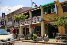 Largest Chinese Medicine Shop in Penang