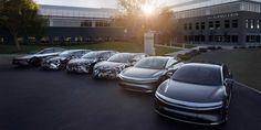 Lucid Motors разместилась в новой штаб-квартире и до сих пор ни слова о заводе электромобилей. В прошлый раз, когда мы услышали о Lucid Motors, американском стартапе, разрабатывающем электромобили, у них были трудности с привлечением финансирования, чтобы начать строитель�