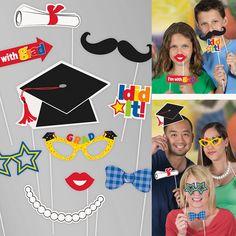 Graduation Fotobox-Accessoires