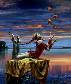 Alice Vegrova: M.Cheval