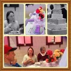Jus-So Feb 1st 2014 Bridal tasting