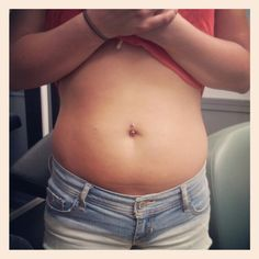 Bellybutton Piercing