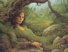 Gaia, Goddess of Earth