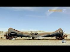 Controlled Demonstration of a Tank Trailer Vacuum Collapse by Wabash National - YouTube