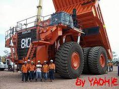 heavy mining equipment - Google zoeken Dump Trucks, 4x4 Trucks, Cool Trucks, Heavy Duty Trucks, Heavy Truck, Heavy Construction Equipment, Heavy Equipment, Huge Truck, Earth Moving Equipment
