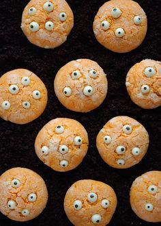 Ciasteczka potworki na Halloween