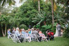 Ceremony delray sundy house wedding Erica J Photography