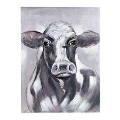Friesian Oil On Canvas 149-019
