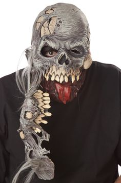 Muckmouth Ripper Mask for Halloween - California Costumes