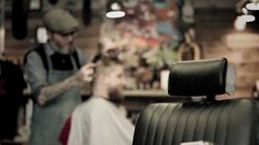 Old Retro Barbershop - Pappas Barbershop
