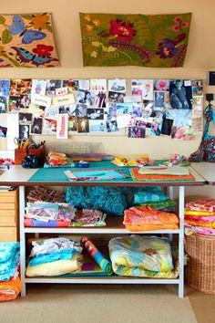 Four Quilt Designers? Sewing Studios