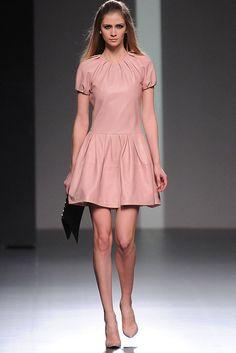 Teresa Helbig - Runaway Mercedes Benz Fashion Week Madrid Fall-Winter 2013/2014 (I Love It!)